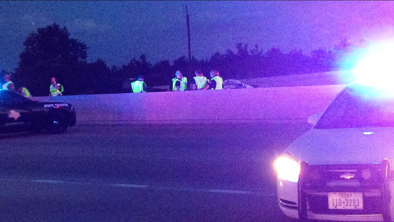 Deadly accident on Highway 290 at Grand Parkway